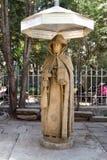 埃塞俄比亚的Abuna佩特罗斯主教 库存照片
