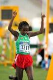 埃塞俄比亚的Ruti Aga 免版税库存照片