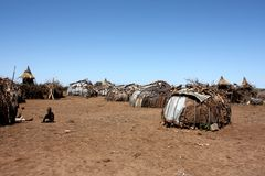 埃塞俄比亚 免版税图库摄影