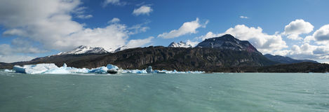 埃尔卡拉法特,冰川国家公园,巴塔哥尼亚,阿根廷,南美 免版税图库摄影