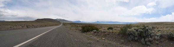 埃尔卡拉法特,冰川国家公园,巴塔哥尼亚,阿根廷,南美 免版税库存图片