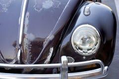 埃尔卡洪, CA/USA - 2016年9月14日:Cajon经典巡航是南加州车展举行的每周4月- 10月 图库摄影