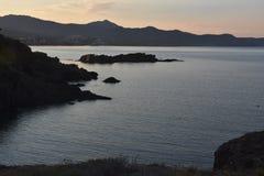 埃尔波尔特德拉塞尔瓦的海 免版税库存图片