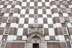 埃德温・鲁琴斯设计的住房 库存照片