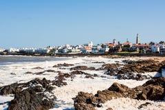 埃斯特角,马尔多纳多,乌拉圭 免版税库存图片