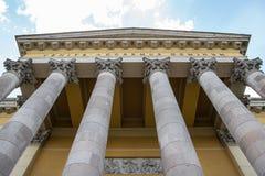 埃格尔,匈牙利大教堂  免版税库存照片