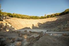 埃皮达鲁斯剧院  免版税库存图片