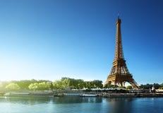 埃菲尔・巴黎塔 法国 免版税库存照片