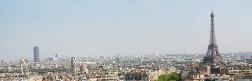 埃菲尔・巴黎浏览 图库摄影