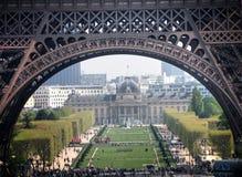 埃菲尔・法国巴黎塔 免版税图库摄影