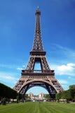 埃菲尔・法国巴黎浏览 图库摄影