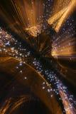 埃菲尔晚上塔 免版税库存图片