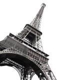 埃菲尔著名塔 免版税库存图片