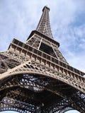 埃菲尔顶部塔 免版税图库摄影