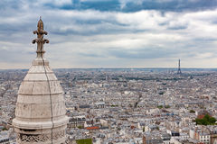 埃菲尔・法国巴黎塔 免版税库存图片