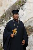 埃赛俄比亚的修士 免版税库存图片