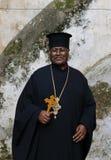 埃赛俄比亚的修士 库存照片