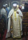 埃赛俄比亚的基督徒 图库摄影