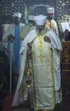 埃赛俄比亚的基督徒 免版税库存图片