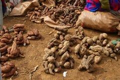 埃赛俄比亚的市场 免版税库存图片