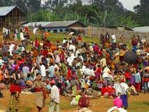 埃赛俄比亚的市场 图库摄影