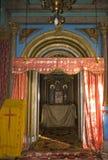 埃赛俄比亚的教会,耶路撒冷,以色列 库存照片
