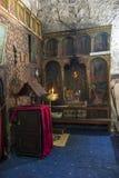 埃赛俄比亚的教会 免版税库存照片