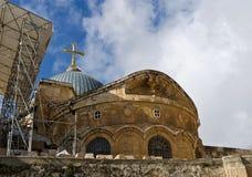 埃赛俄比亚的教会 图库摄影