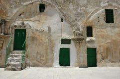 埃赛俄比亚的教会 免版税图库摄影
