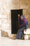埃赛俄比亚的教士 免版税库存图片
