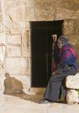 埃赛俄比亚的教士 图库摄影
