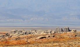 埃赛俄比亚的横向 免版税库存照片
