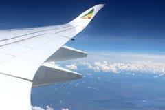 埃赛俄比亚的航线 库存图片