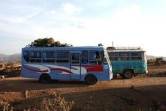埃赛俄比亚的运输 免版税库存照片