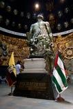 埃洛伊・阿尔法罗陵墓和雕塑  免版税图库摄影