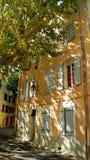城内住宅,普罗旺斯 库存照片