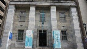 费城历史博物馆 免版税库存图片