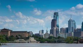 费城地平线宾夕法尼亚美国的4K Timelapse 影视素材
