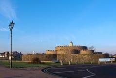 城堡交易 免版税库存图片