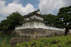 城堡京都nijo nijojo 图库摄影