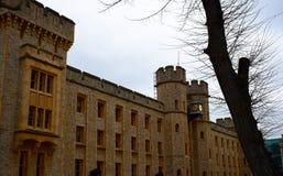 城堡伦敦 库存图片
