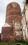 城堡保持 图库摄影