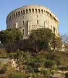 城堡保留windsor 库存照片