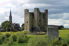 城堡修整 图库摄影