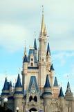 城堡公主 免版税图库摄影