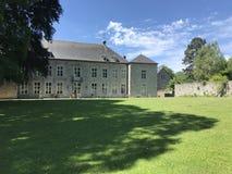 城堡别墅 免版税库存照片
