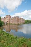 城堡反射 库存照片