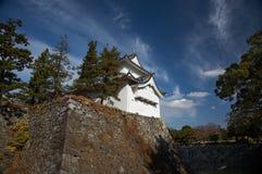 城堡名古屋 免版税库存图片