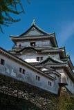 城堡和歌山 免版税图库摄影