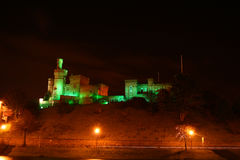 城堡因弗内斯 库存图片